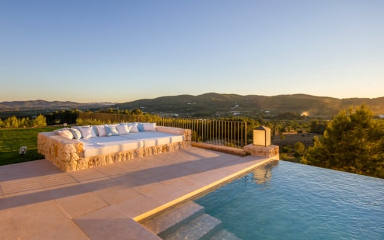 Luxury Villas Spain Ibiza Stunning Views