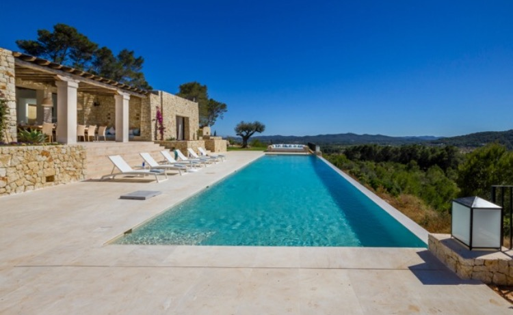 Luxury Villas With Infinity Pool Spain Ibiza