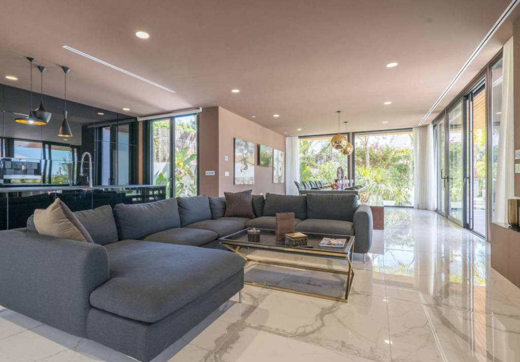 Luxus Villa Living Inside Talamanca Ibiza
