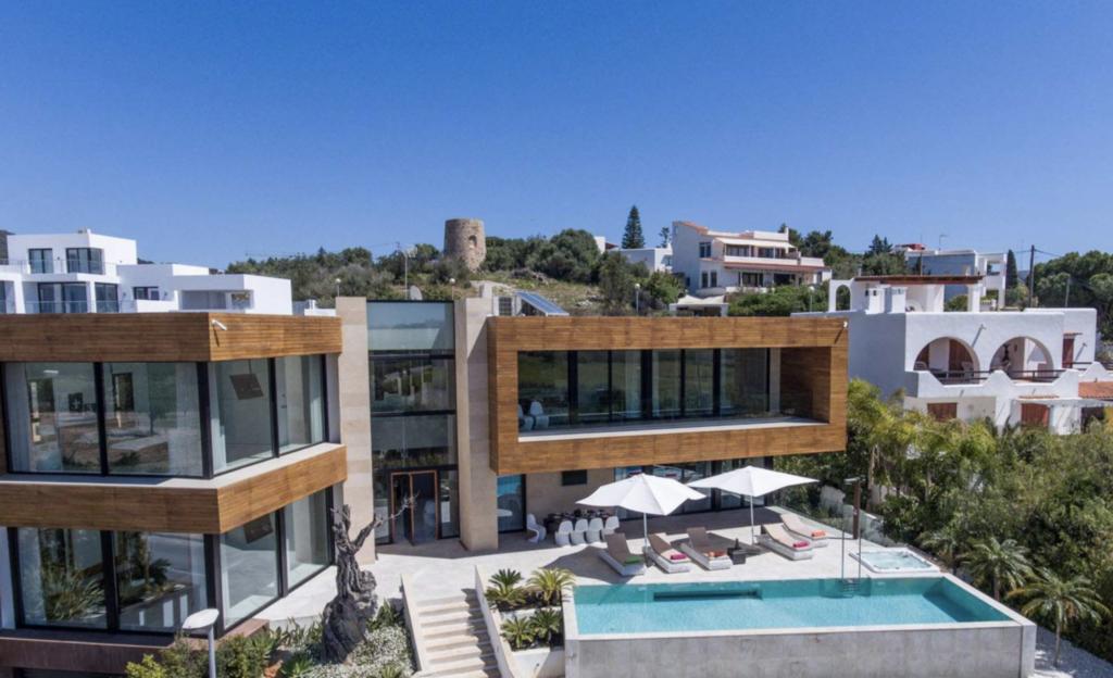 Luxus Villa Talamanca Ibiza