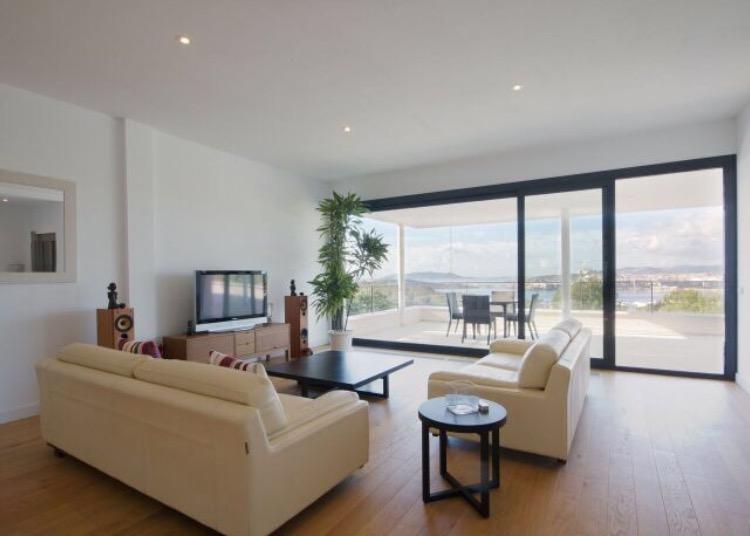Modern Clean Ibiza Villa Fantastic View