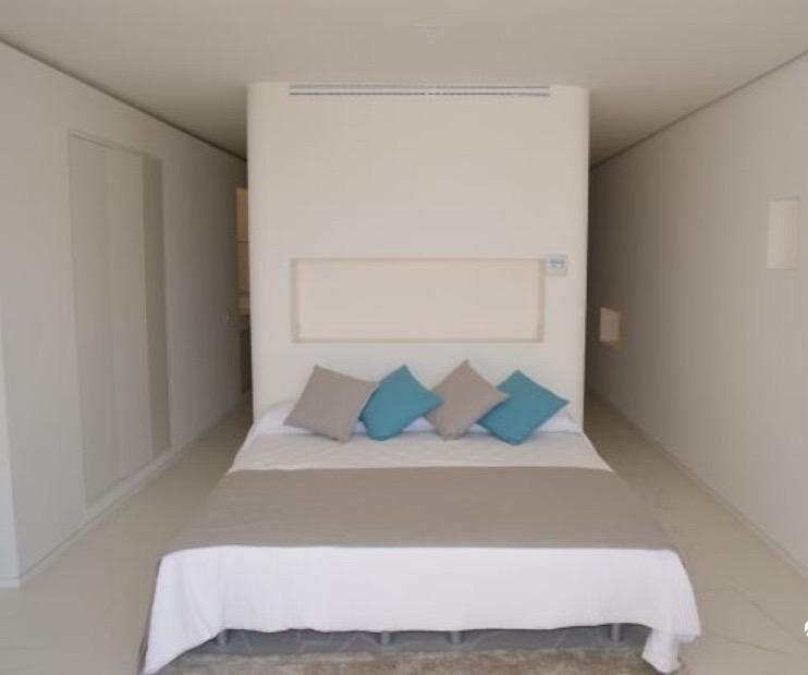 Modern Ibiza Villa Turquoise Contemporary