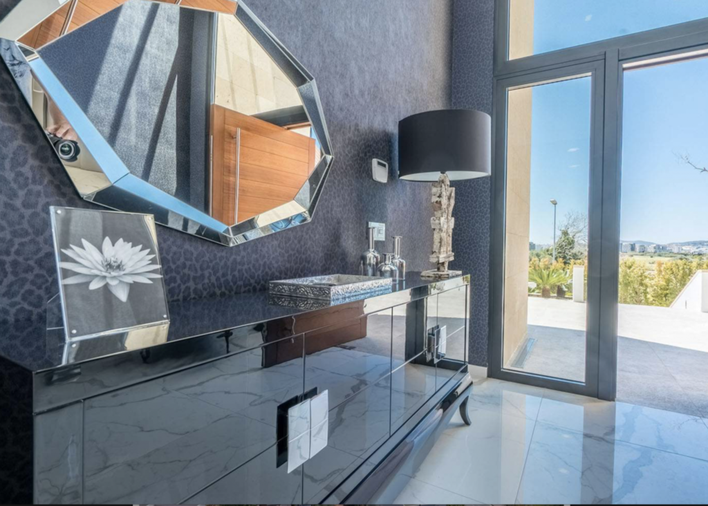Modern Inside Talamanca Ibiza