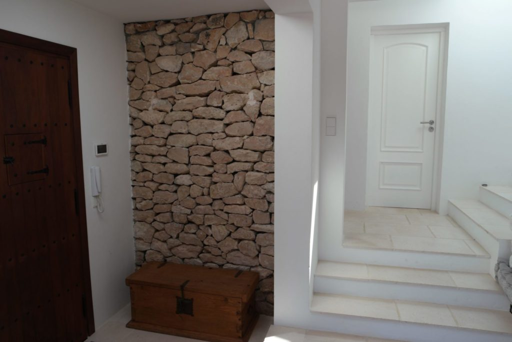 Modern Stone Villas With Private Pool Ibiza