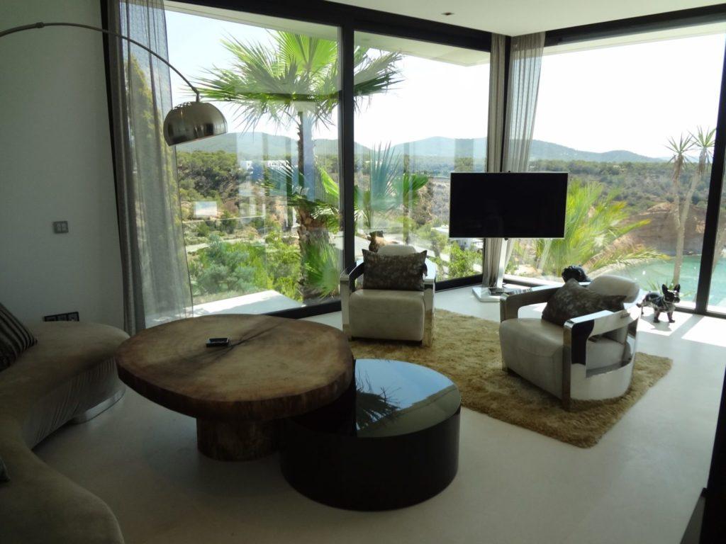 Modern Villa Ibiza Nature