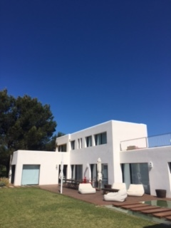 Modern Villa In Cala Jondal Ibiza 1