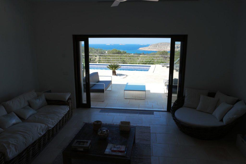 Modern Villas With Pool Ibiza