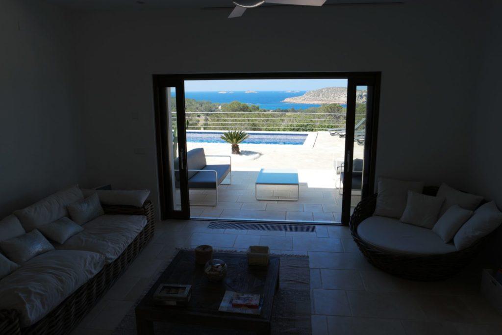 Modern Villas With Private Pool Garden Ibiza