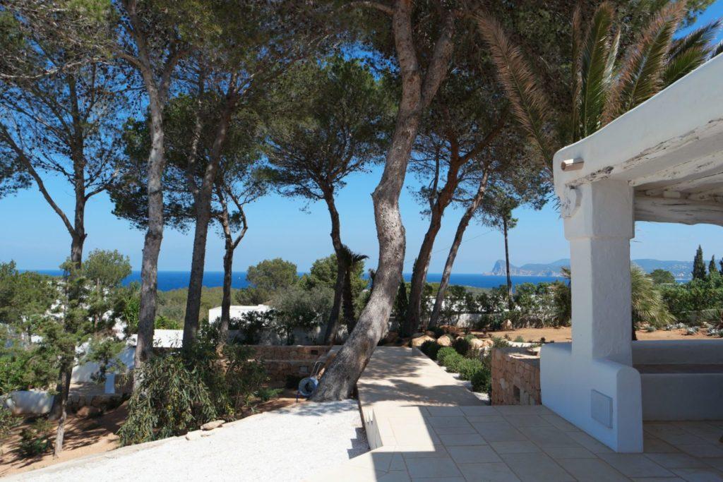 Mountain Garden Luxury Villa With Private Pool Ibiza