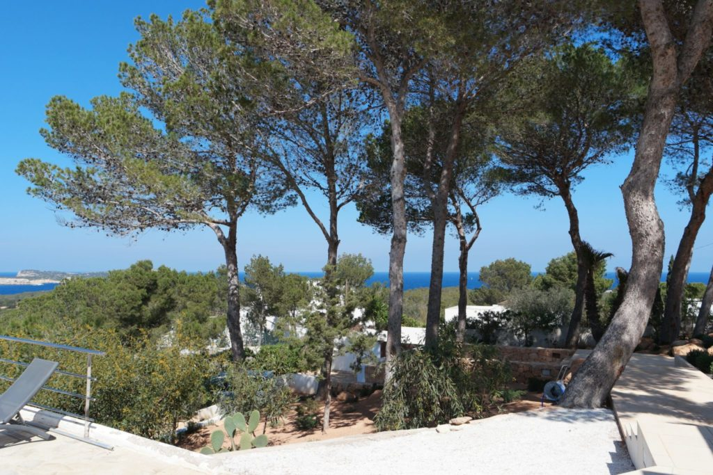 Natural Surroundings Garden Luxury Villa With Private Pool Ibiza