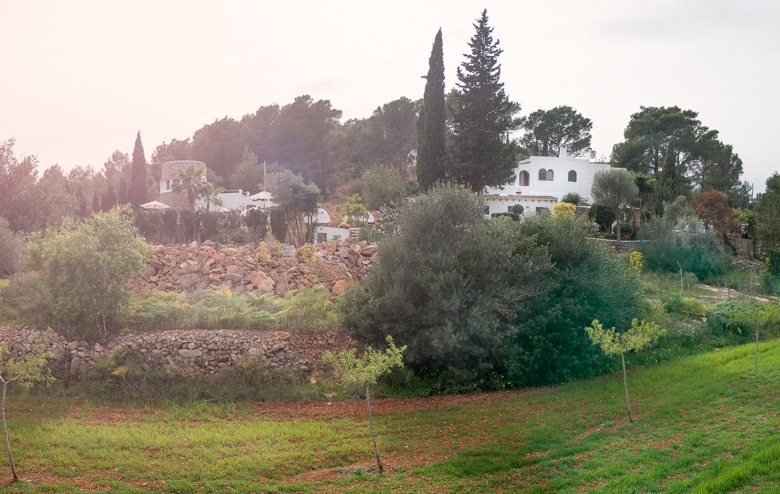 Nature Countryside Stunning Villa Ibiza