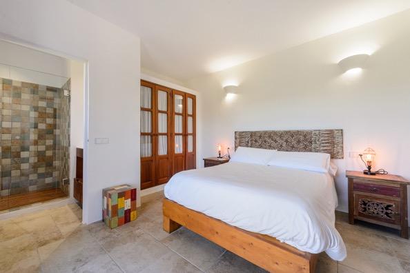 Nice Bedroom Big Villa Ibiza