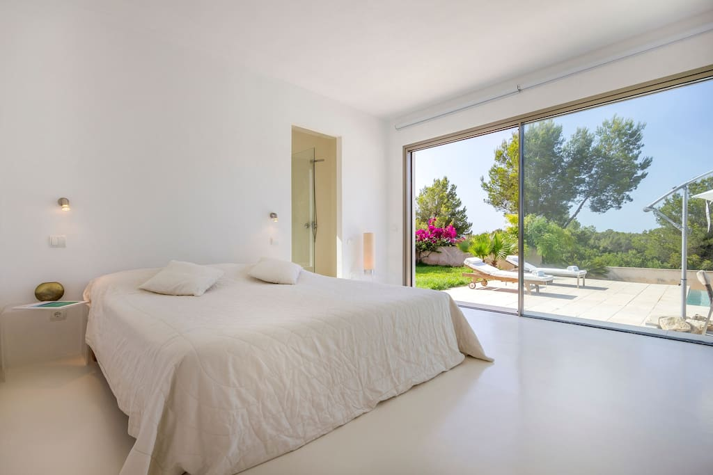 Nice Bedroom Casa Can Pepsimo Ibiza