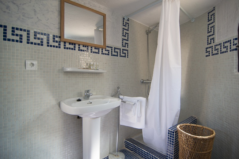 Nice Finca Bathroom Ibiza