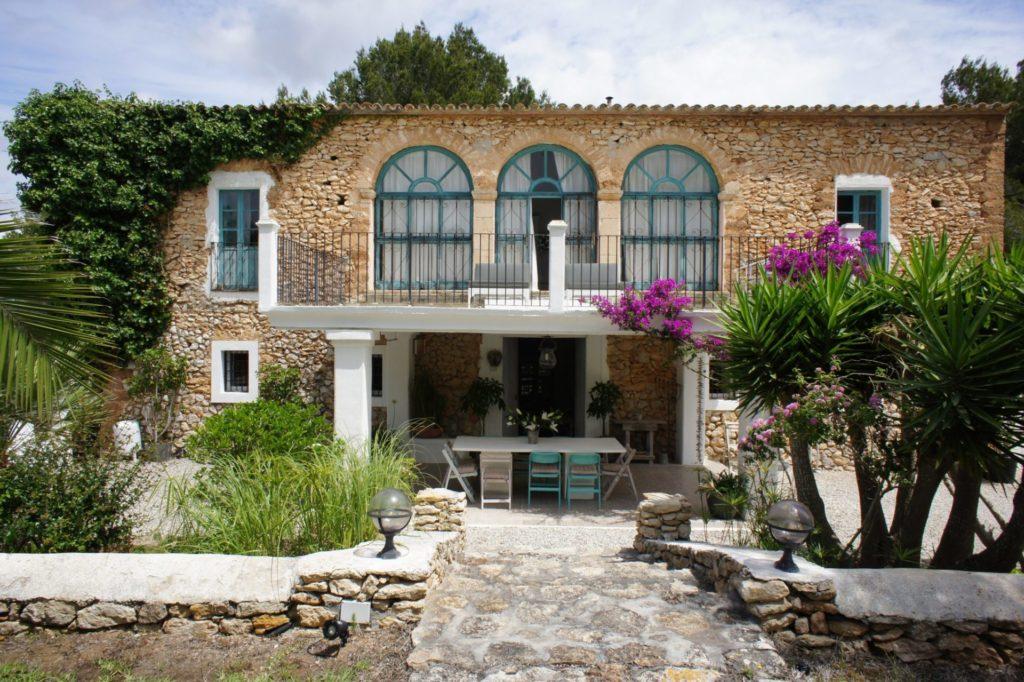 Nice Finca Natural Garden Ibiza