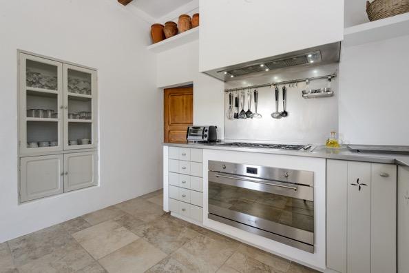Nice Kitchen Ibiza Villa Modern