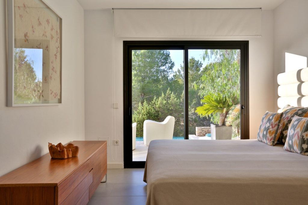 Nice Place Bedroom Ibiza Villa