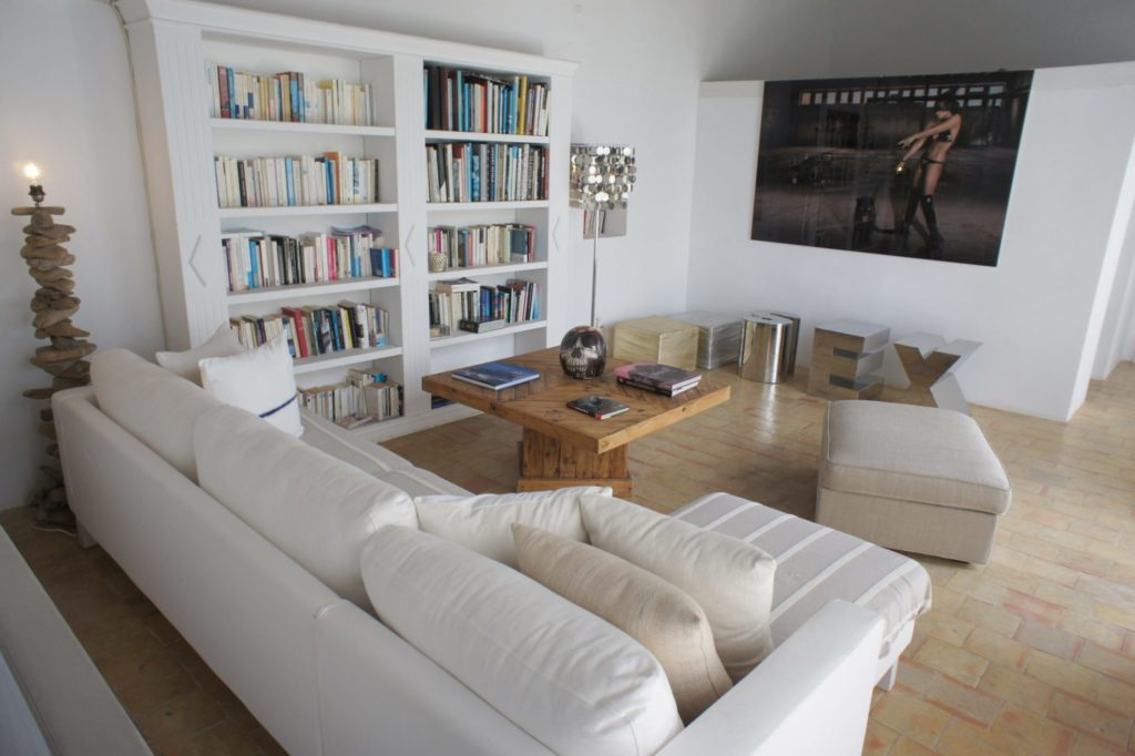 Nice Place Living Area Ibiza