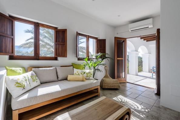 Nice Sofa Ibiza Villa Finca
