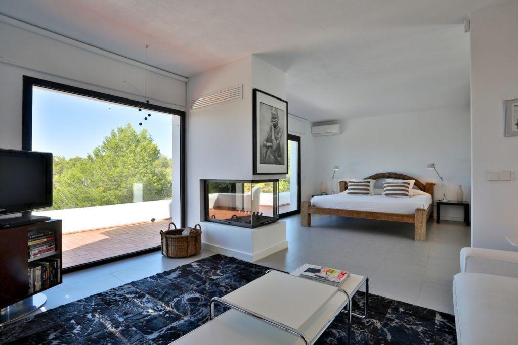 Nice Villa Bedroom Suite Ibiza