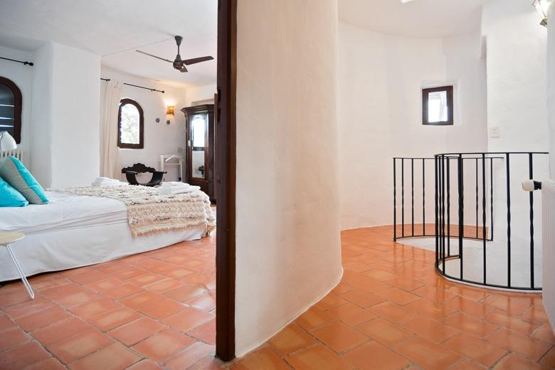 Nice Villa Floor Stairs Ibiza
