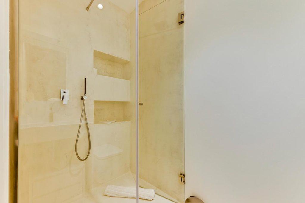 Nice Villa Shower Ibiza
