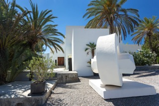 Outside House Villa Ibiza