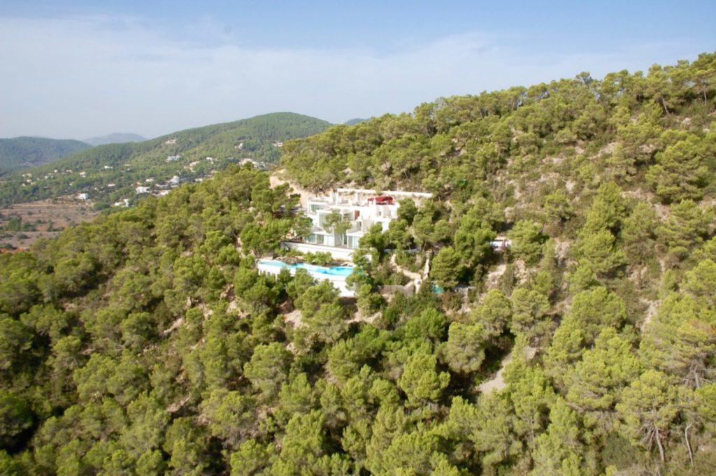 Outstanding Villa Breathtaking Sea View Best Spot Island Ibiza