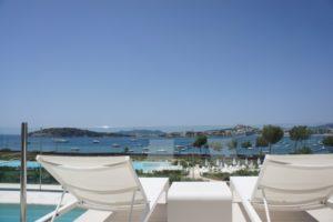 Penthouse First Line Es Pouet Ibiza