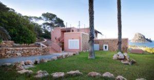 Pink Villa Stone Unique Ibiza