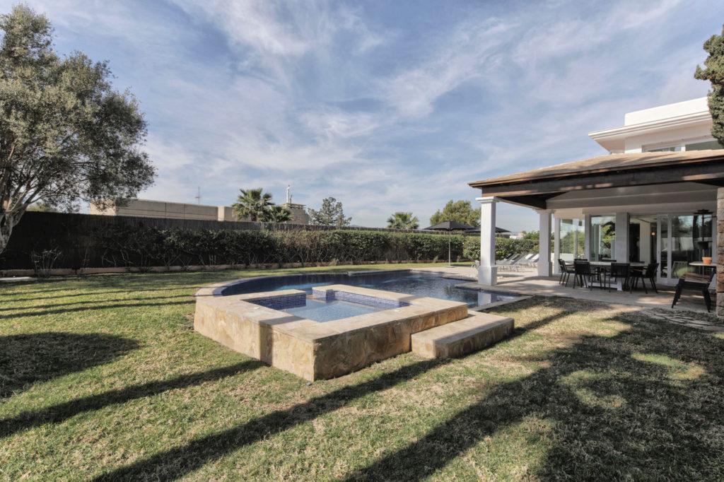 Pool Garden Talamanca Ibiza Villa