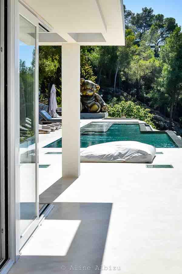 Pool Ibiza Villa Gorgeous Turquoise