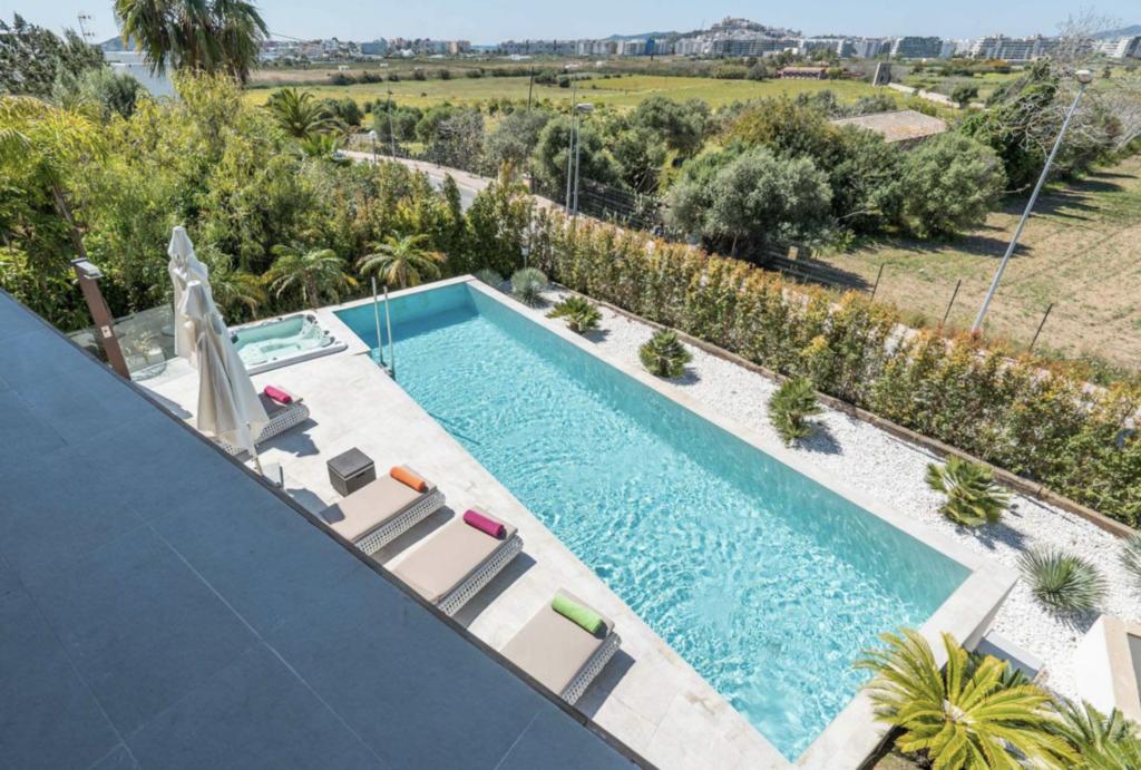 Pool Talamanca Ibiza