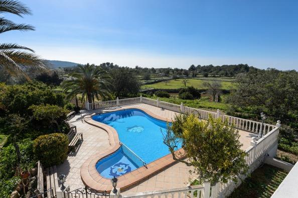 Pool View Big Ibiza Villa