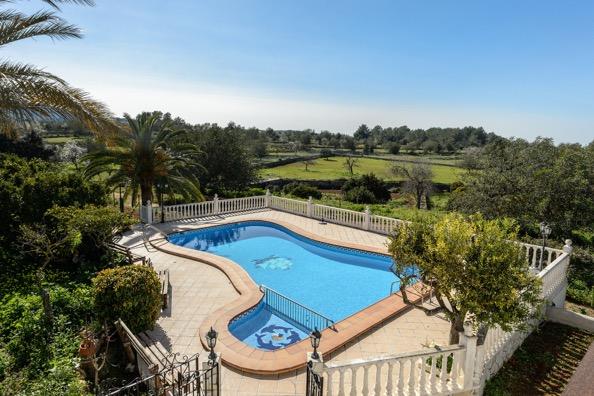 Pool View Ibiza Villa