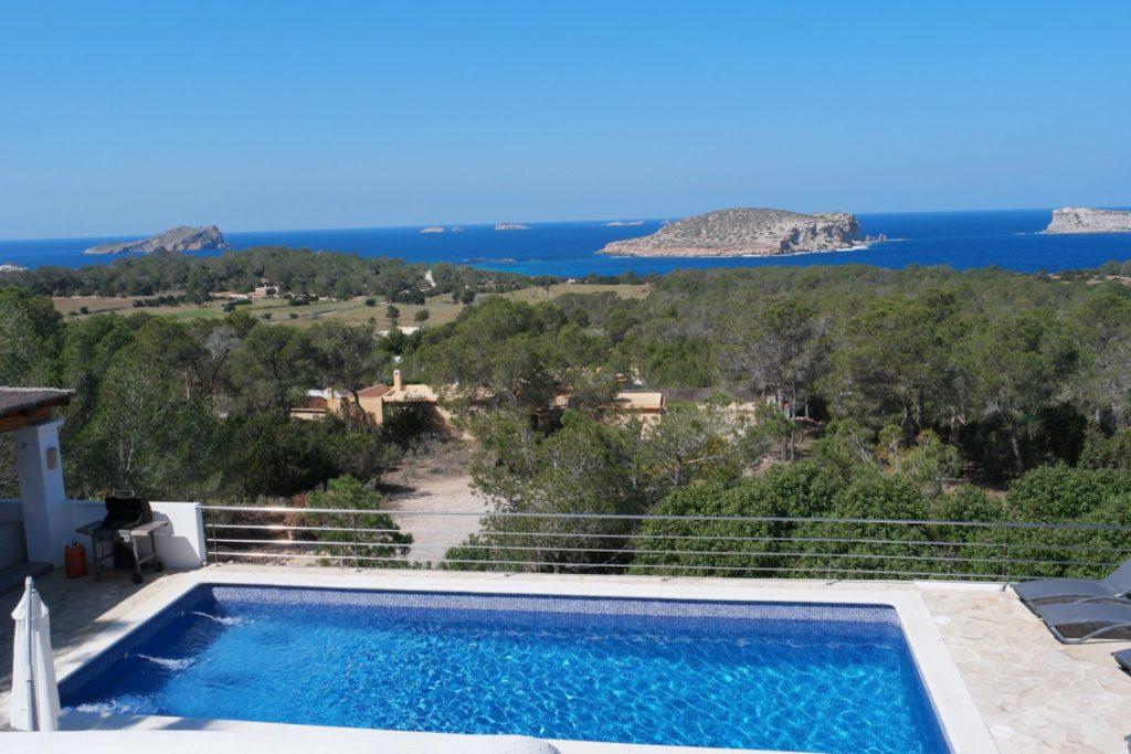Private Pool Book A Villa In Ibiza