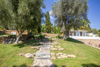 Private Villas In Ibiza Town Porroig Nature
