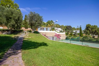 Private Villas In Ibiza Town Porroig