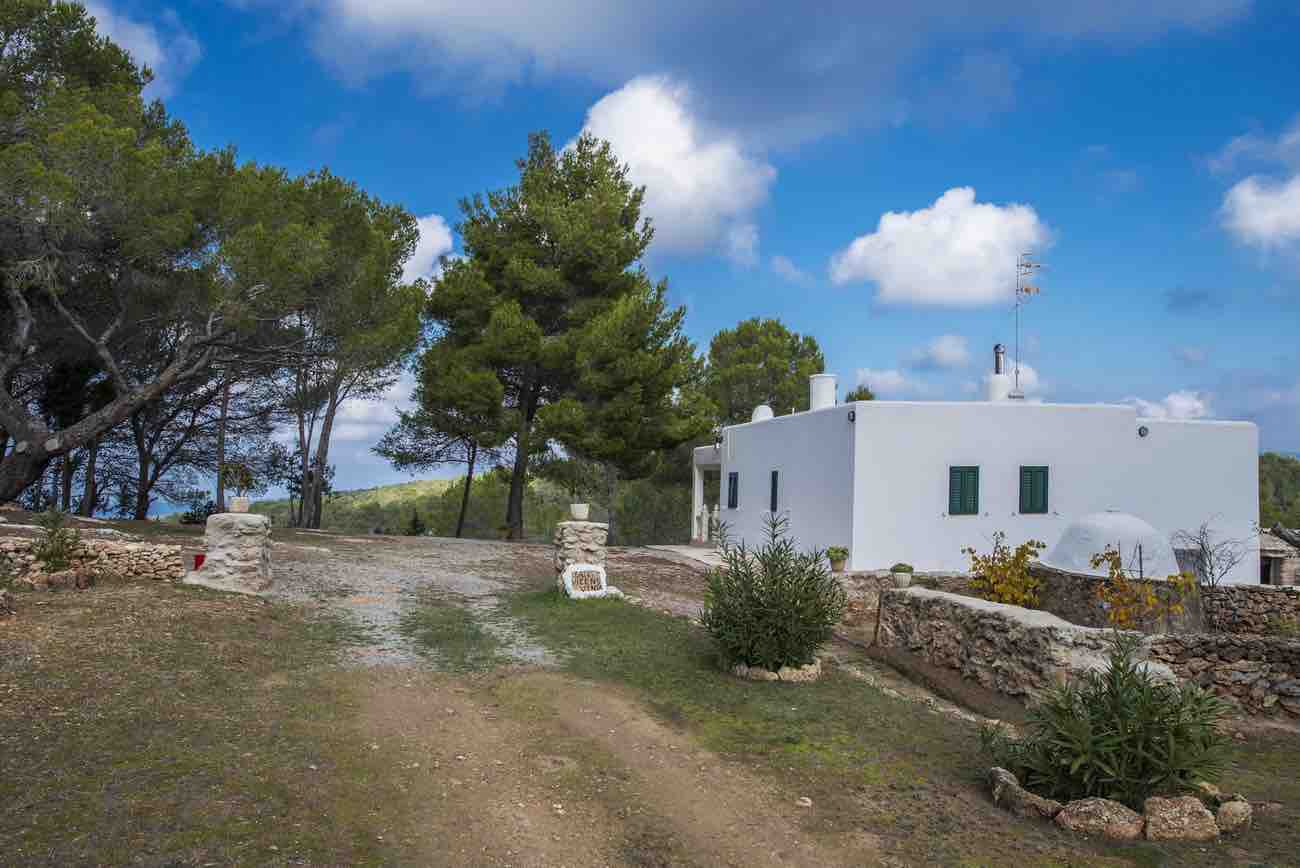Property In Ibiza Countryside