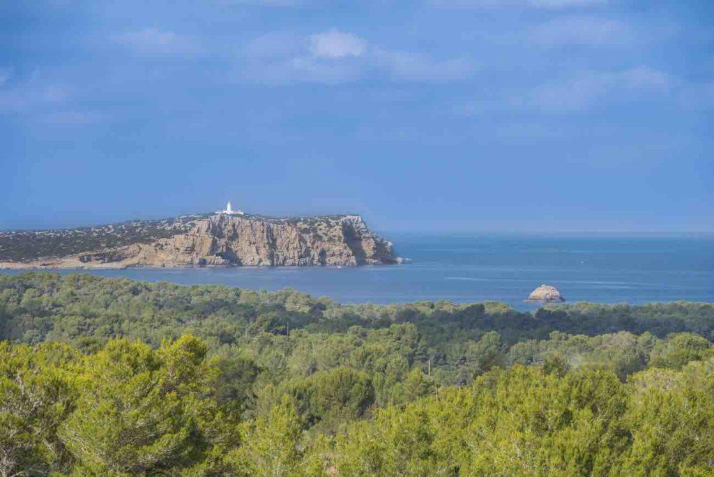 Property In Ibiza Sea View