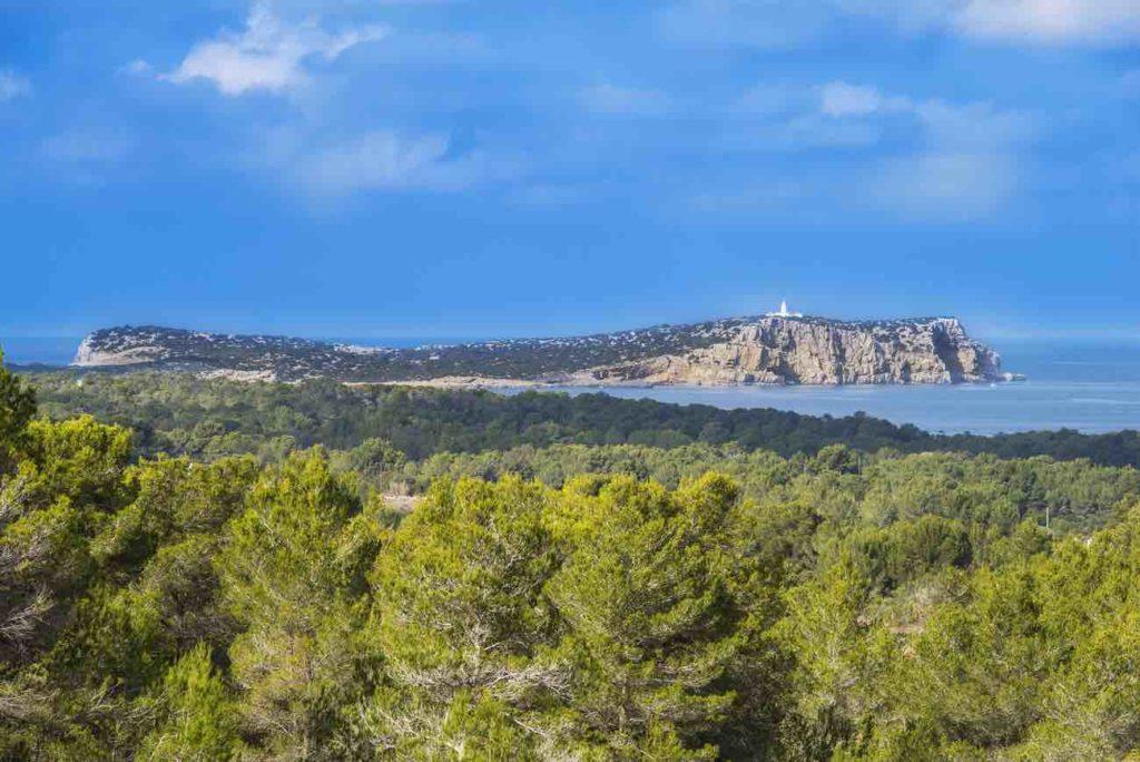Property In Ibiza Sea View Bay