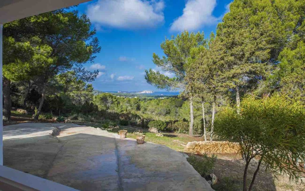 Property In Ibiza Sea View Countryside