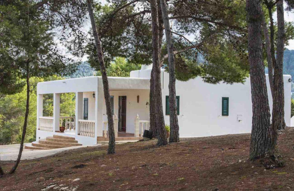 Property In Ibiza Sea View Exterior
