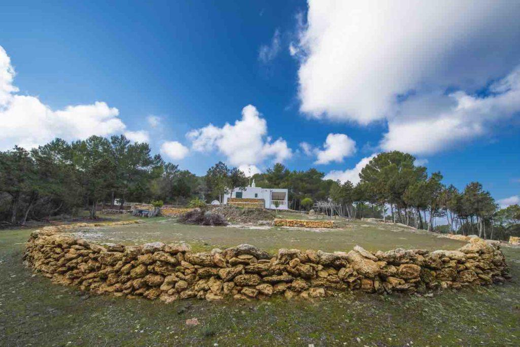 Property In Ibiza Sea View Land
