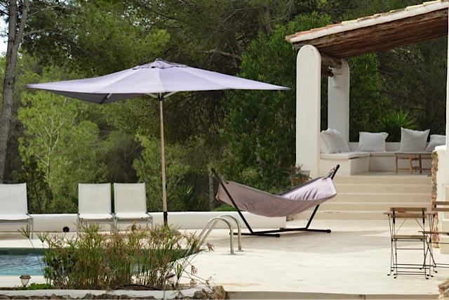 Relax Outside Hammock Sleep Luxury Ibiza Villa