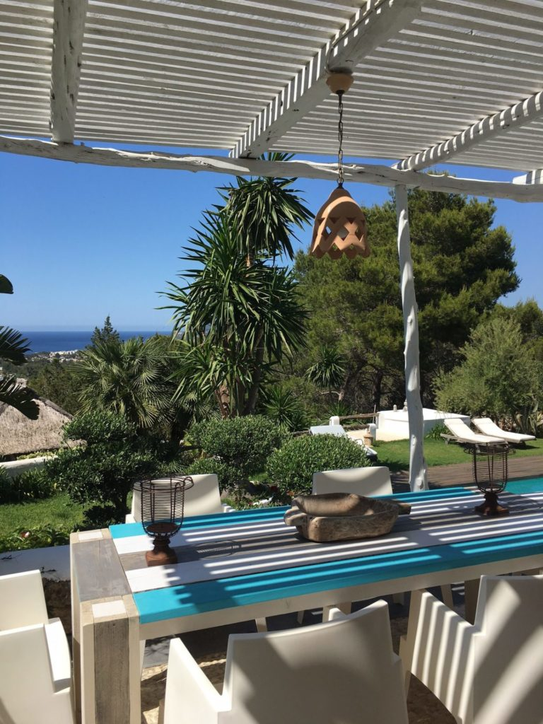 Relaxing Outside With Amazing View Cala Tarida E1572413626422