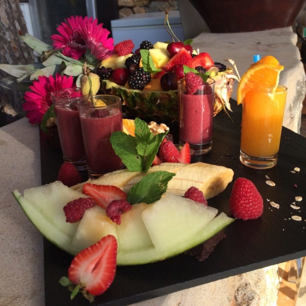 Rica Breakfast Villa Ibiza