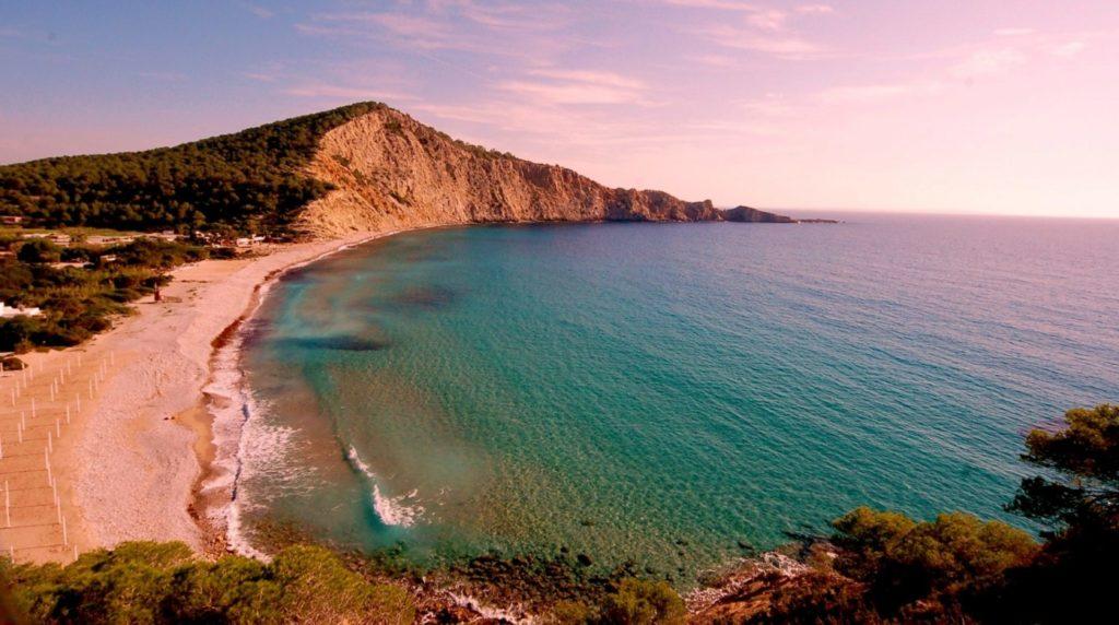 Rica Sunset Jondal Bay Ibiza Villa