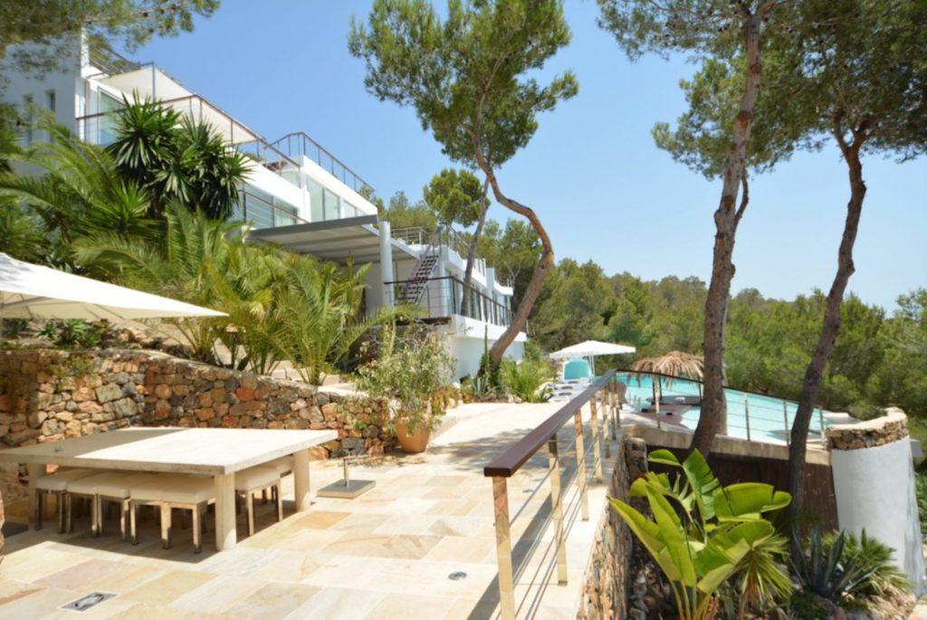 Roca Ibiza Villa Chic Modern Exclusive Luxury
