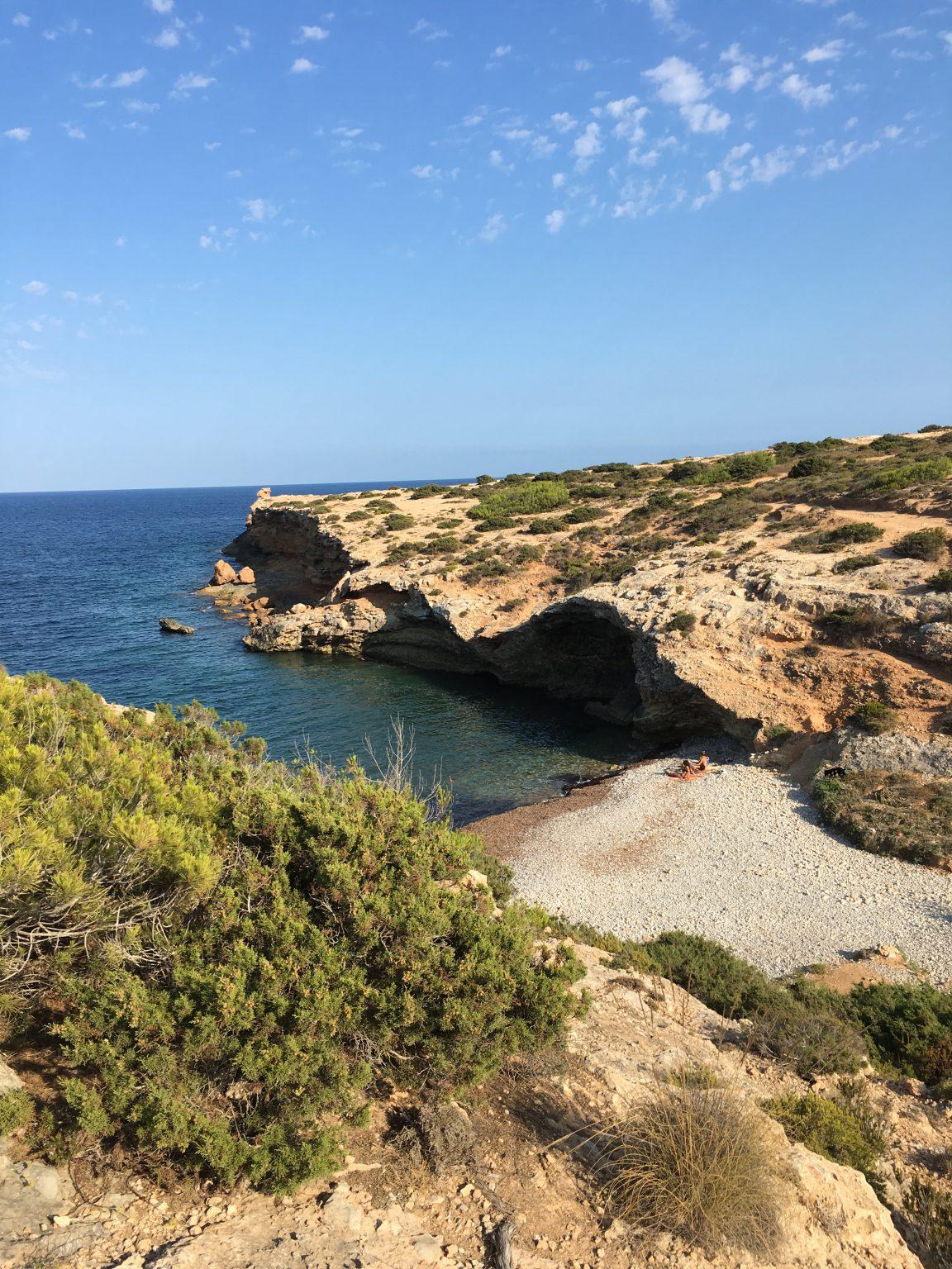 Rocks Sea Ibiza Villa